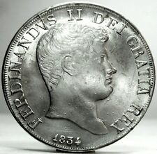 Napoli-Due Sicilie (Ferdinando II) da 120 Grana 1834