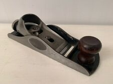 Very rare Stanley No 63 USA low angle block plane - working - pre 1935