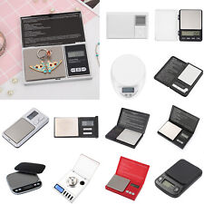 0.001g-2KG Mini Digital LCD Jewelry Pocket Scale| Gram Precise Weighing Balance