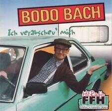 Bodo Bach - Ich verabscheu' mich - CD -