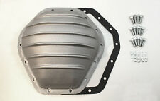 "GM 10.5"" Ring Gear Rear Alumium Satin Differential Cover 14 Bolt"