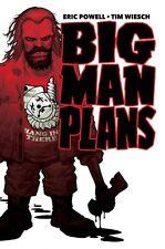 BIG MAN PLANS - ERIC POWELL - PANINI COMICS -10%