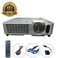 Hitachi CP-X250 3LCD Projector (Portable) HD 1080i HDMI-adapter w/Remote