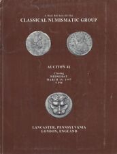 CNG CLASSICAL NUMISMATIC GROUP CATALOG AUCTION 41 A MAIL BID SALE MARCH 19, 1997
