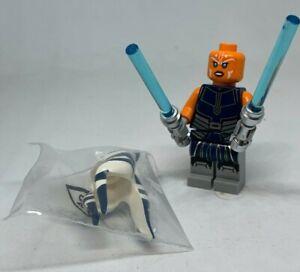New - Official LEGO Minifigure - Ahsoka Tano Adult - Star Wars - sw1096 [75310]