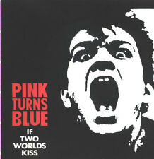 Pink Turns Blue - If Two Worlds Kiss * CD * 1991 * / New Wave - Post Punk