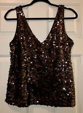 H&M Sequin Top, Size Small, NWT