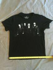 U2 2015 innocence & experience tour t shirt t-shirt M 100% cotton edun live