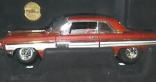 """1/18  1962 Olds Starfire , pro street, """"one of a kind"""" , drag car, weekend racer"""