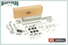 WSI Models | 10-1045 Tanker Trailer Kit, 1:50 Scale Full Kit! WSI Models Trailer
