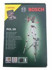BOSCH CROSS LINE LASER PCL 10 SET + 17PCS HAND TOOL SET 0603008103