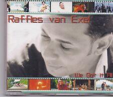 Raffles Van Exel-We Got It All cd maxi single