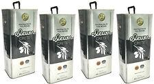 OLEUM ⭐ÖL⭐ Extra Virgin Olivenöl Kreta 4x5L Kanister unter 0,3% Fettsäureanteil