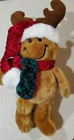 "17"" Dan Dee Christmas Gingerbread Man Plush Grandma Got Ran Over By Reindeer"