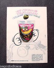[GCG]  N820- Advertising Pubblicità -1974- OLIVOLI SACLA' , OLIVE COL BUCO