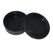 5pcs Rear + Body Lens Cap Cover for Nikon D90 D80 D3100 D5100 D7100 D7000 D5200