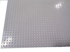 Polypropylene Perforated Sheet 14 Thick X 24 X 24 316 Dia Hole Straight