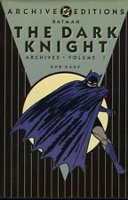 batman the dark night  DC Archives Volume 1 Hardcover