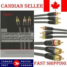 Rocketfish Home Audio Cables and Interconnects for sale   eBay
