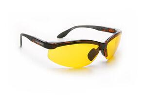 SolarComfort Eschenbach Solar 3 Sunglasses - Yellow Tint, 70% Transmission