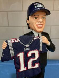 """Forever Collectibles - New England Patriots Tom Brady ........... """"Draft 2000"""""""