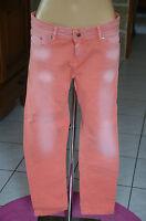 KAPORAL  joli jeans rose slim modèle glam taille W31 (40) EXCELLENT ÉTAT