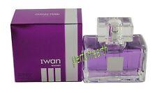 Iwan By Glenn Perry 3.3/3.4oz. Eau De Parfum Spray For Women New In Box