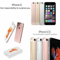 Rose Gold Apple iPhone 6s ( Factory Unlocked ) - 16GB 128GB Smartphone US PLUG