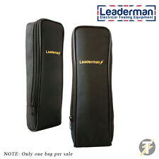Deluxe Leaderman LDMC1 Carry Case for Fluke and DiLog Clamp Meters plus more
