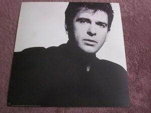 Peter Gabriel 1986 So 12x12 Promo 2-Sided Flat Poster Genesis Levin Lanois Bush