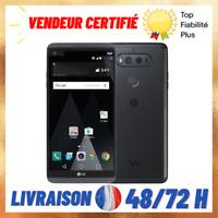 "Smartphone LG V20 64 Go LG-H990 5,7"" Android RAM 4 Go Gris Titane désimlocké"