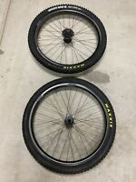 mountain bike Wheelset 27.5 top Of The Line Everything Onyx Hubs, Outlier Wheels