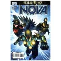 Nova (2007 series) #33 in Near Mint minus condition. Marvel comics [*xl]