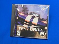 Test Drive 6 Video Racing Game PC Jewel Case Infogrames 1999 - NEW SEALED