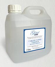 CARLOS LOPEZ TEQUILA 2000ml Spirit Essence Quality Bulk Home Brew Flavouring.