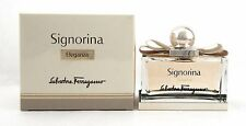 Signorina Eleganza Perfume by Salvatore Ferragamo 3.4 oz. EDP Spray Women. New