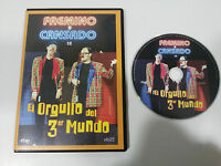 FAEMINO Y CANSADO EL ORGULLO DEL TERCER MUNDO DVD SLIM CAPITULOS 1-4 NEW NUEVO