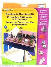 Woodland Scenics SP4130 Scene-A-Rama Building & Structure Kit