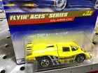 1997 Hotwheels #739 Blue Card Sol-Aire CX4 Flying Aces Series