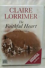 The Faithful Heart by Claire Lorrimer: Unabridged Cassette Audiobook (GG4)