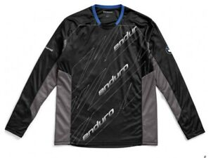 BMW Motorrad Black Adventure Long Sleeve Enduro T-Shirt 76239445515