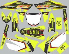 Vibrant Highlighter YAMAHA GRAPHICS  YZ 250F YZ250F 2010 2011 2012 2013