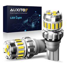 Auxito Led Reverse Back Up Light Bulb 921 912 W16w 904 906 916 Super White 6000k
