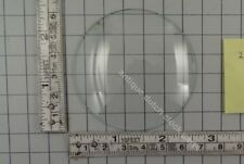 "CLOCK DOOR CONVEX GLASS 2 13/32"" or 6,10 cm across"