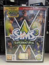 The Sims 3 Supernatural Expansion Pach - Pc Game - Nuovo
