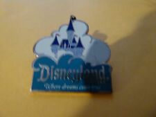 """Disney Handels Pins 52419 DLR-Costco Reisen - """"wo Träume wahr"""" - Tee"""