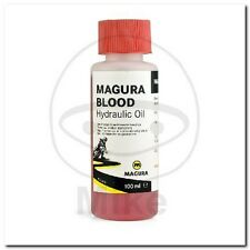 Magura Clutch Fluid 100ml Blood Red for Clutches 0721820 OLIO IDRAULICO RT 100ml NUOVO