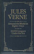 Around the World Eighty Days Twenty Thousand Leagues Under The Sea Jules Verne