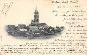 Vue de Saint-Père - Yonne