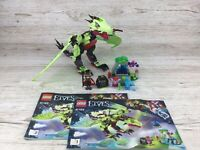 Lego Elves ~ Set 41183 ~ The Goblin King's Evil Dragon ~ 100% Complete ~ (2)